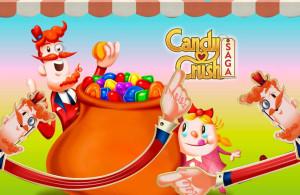 درآمد یک میلیارد دلاری بازی Candy Crush Saga