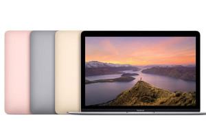 اپل مک بوک 12 اینچی جدید با رنگ رزگلد را معرفی کرد